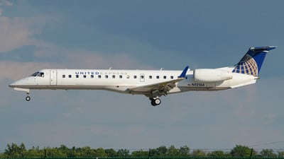 N12166 - Embraer ERJ-145XR - United Express (ExpressJet Airlines)