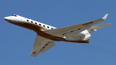 RA-10202 - Gulfstream G550 - Private