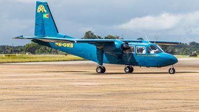 A picture of 8RGRB - BrittenNorman BN2A26 Islander -  - © Faragh Djoemai