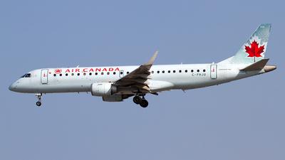 A picture of CFHJU - Embraer E190AR - [19000044] - © Jeremy D. Dando