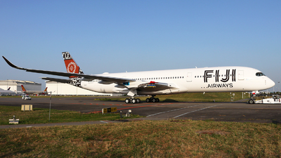 F-WZFR - Airbus A350-941 - Fiji Airways