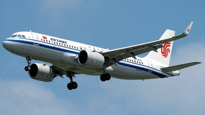 B-30FU - Airbus A320-271N - Air China