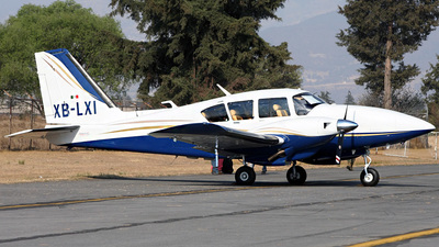 XB-LXI - Piper PA-23-250 Aztec - Private