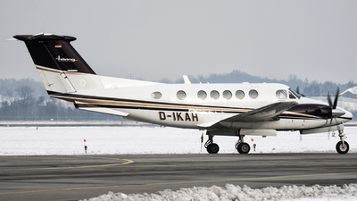 D-IKAH - Beechcraft B200GT Super King Air - Private