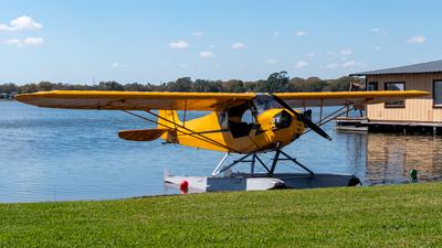 N70483 - Piper J-3C-65 Cub - Private