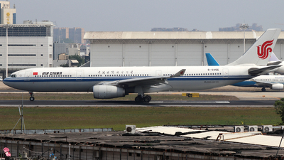 A picture of B5956 - Airbus A330343 - Air China - © Snake_ZSAM