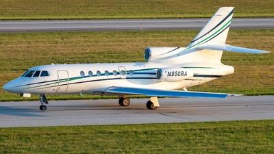 N950RA - Dassault Falcon 50 - Royal Air Freight