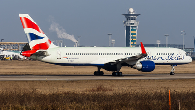 F-HAVI - Boeing 757-26D - Open Skies (British Airways)
