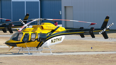 N27HX - Bell 407 - Helicopter Express