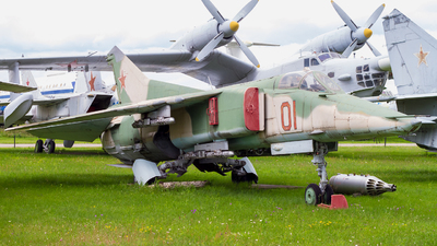01 - Mikoyan-Gurevich MiG-27 Flogger - Russia - Air Force