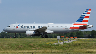 A picture of N118US - Airbus A320214 - American Airlines - © DJ Reed - OPShots Photo Team