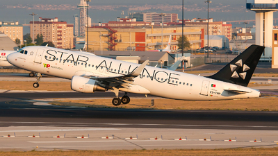 CS-TNP - Airbus A320-214 - TAP Portugal