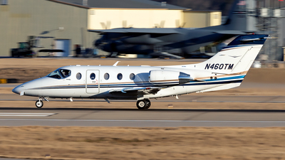 N460TM - Raytheon Hawker 400XP - Private