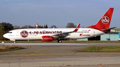 A picture of 9HCXA - Boeing 73785R - Corendon Airlines - © Manfred Franke