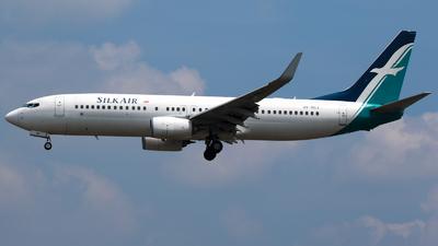 9V-MGJ - Boeing 737-8SA - SilkAir
