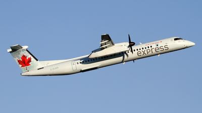 A picture of CGJZX - De Havilland Canada Dash 8400 - Air Canada - © Daniel Lapierre Forget