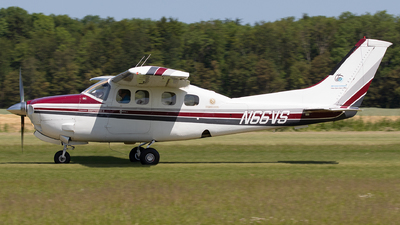 N66VS - Cessna P210N Pressurized Centurion II - Private