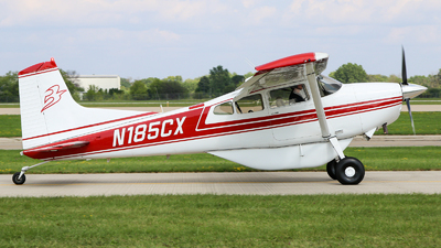 N185CX  - Cessna A185F Skywagon - Private
