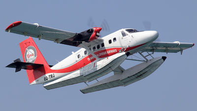8Q-TMJ - De Havilland Canada DHC-6-300 Twin Otter - Trans Maldivian Airways