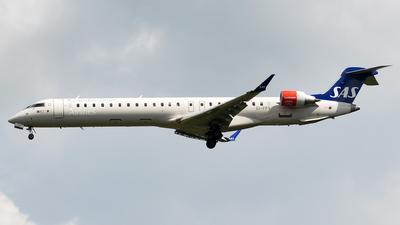EI-FPV - Bombardier CRJ-900 - Scandinavian Airlines (Cityjet)