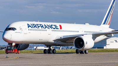 F-HTYH - Airbus A350-941 - Air France