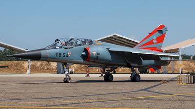 502 - Dassault Mirage F1B - France - Air Force