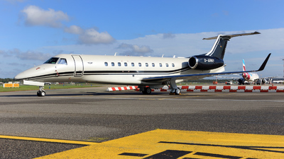 D-ARMY - Embraer Legacy 650E - Air Hamburg