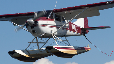 N401F - Cessna 170B - Private