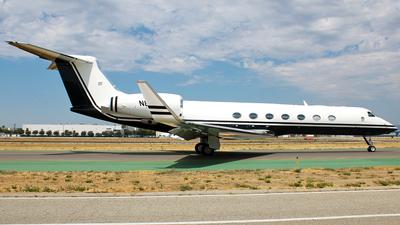 N88WR - Gulfstream G550 - Private