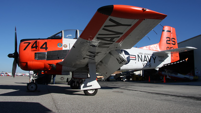 N28XC - North American T-28C Trojan - Private