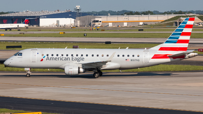 N107HQ - Embraer 170-200LR - American Eagle (Republic Airways)