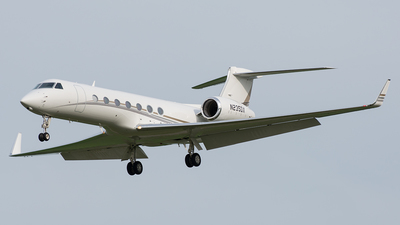 N235DX - Gulfstream G550 - Canal Air