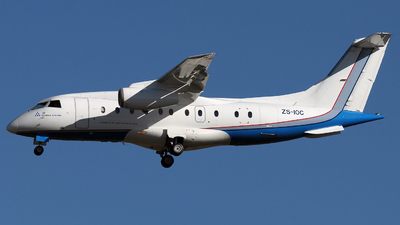 ZS-IOC - Dornier Do-328-300 Jet - Private
