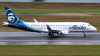 N173SY - Embraer 170-200LR - Alaska Airlines (Skywest Airlines)