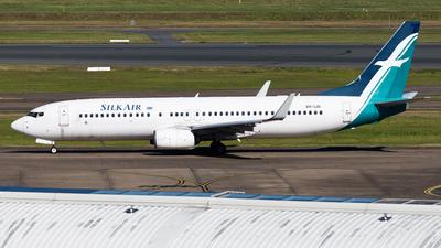 VH-IJQ - Boeing 737-8SA - SilkAir