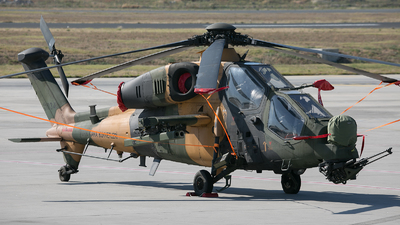 18-1034 - TAI T-129A ATAK - Turkey - Army