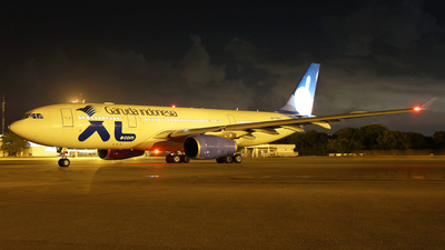 F-GRSQ - Airbus A330-243 - Garuda Indonesia (XL Airways France)