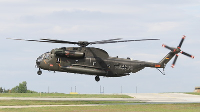 84-79 - Sikorsky CH-53GS - Germany - Air Force