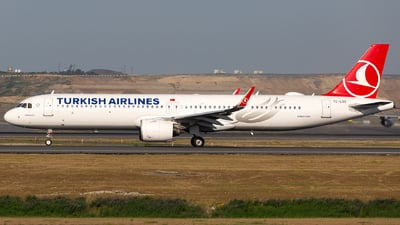 TC-LSC - Airbus A321-271NX - Turkish Airlines