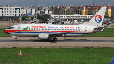 B-2955 - Boeing 737-33A - China Eastern Airlines