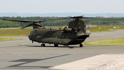 ZH894 - Boeing Chinook HC.2 - United Kingdom - Royal Air Force (RAF)