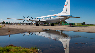 RA-75899 - Ilyushin IL-22M Bizon - Russia - Air Force