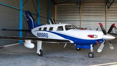 N999RG - Piper PA-46-500TP Malibu Meridian - Private