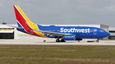 N219WN - Boeing 737-7H4 - Southwest Airlines