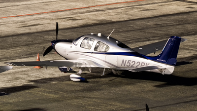 A picture of N522RK - Cirrus SR22T - [1076] - © LimaFox Spotter
