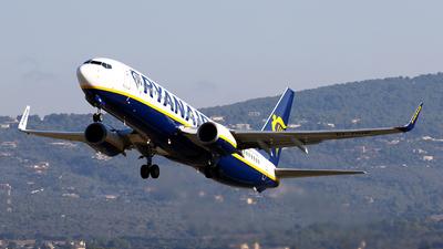 A picture of EIDHB - Boeing 7378AS - Ryanair - © Javier Rodriguez - Amics de Son Sant Joan