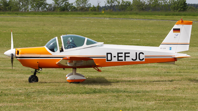 D-EFJC - MBB Bo209 Monsun - Private
