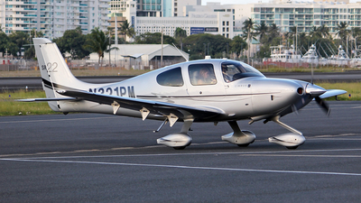 N321PM - Cirrus SR22 - Private