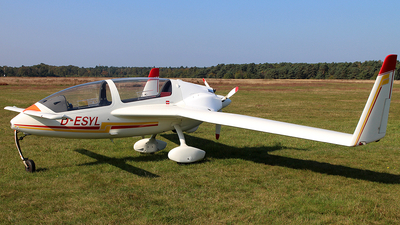 D-ESYL - Gyroflug SC-01B-160 Speed Canard - Private