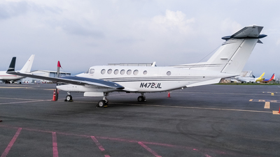 N472JL - Beechcraft B300C King Air 350C - Private
